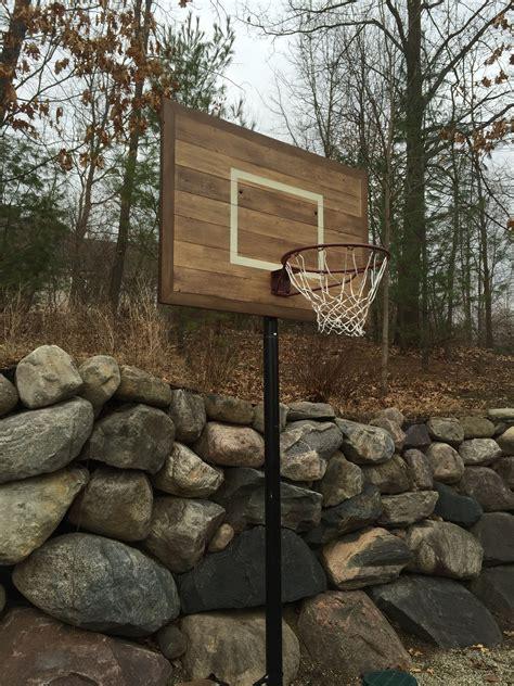 Diy-Wooden-Basketball-Backboard