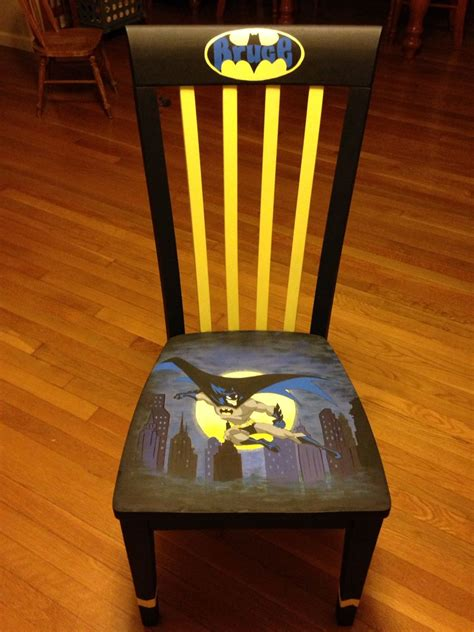 Diy-Wooden-Batman-Chairs