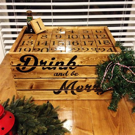 Diy-Wooden-Beer-Advent-Calendar