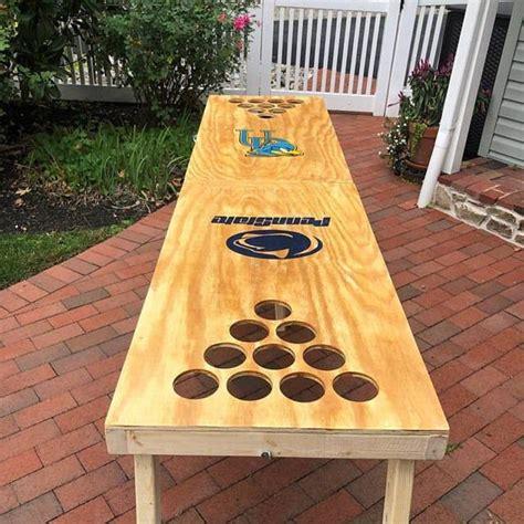 Diy-Wooden-Beer-Pong-Table