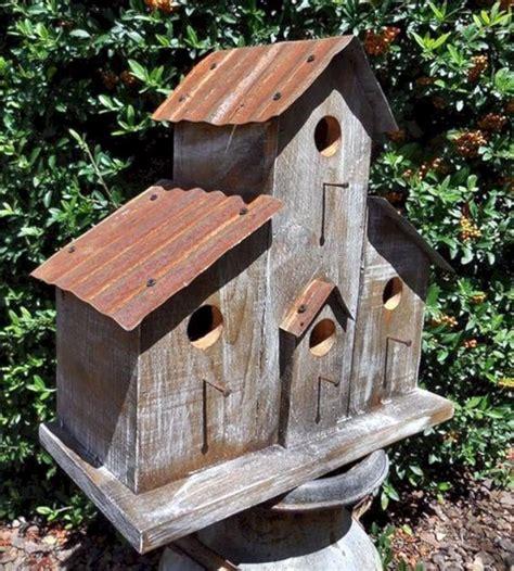 Diy-Wooden-Birdhouse-Village