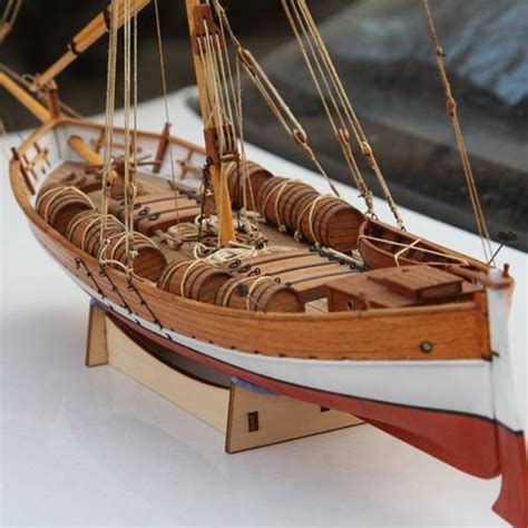 Diy-Wooden-Boat-Model