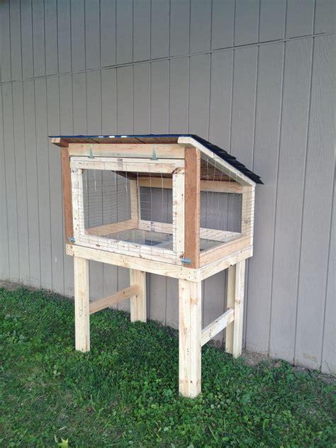 Diy-Wooden-Bunny-Cage