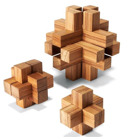 Diy-Wooden-Burr-Puzzle