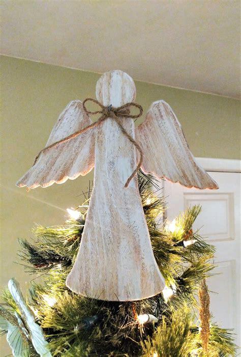 Diy-Wooden-Christmas-Angels