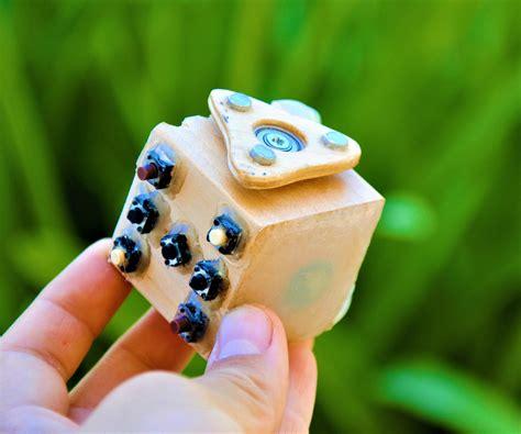 Diy-Wooden-Fidget-Cube