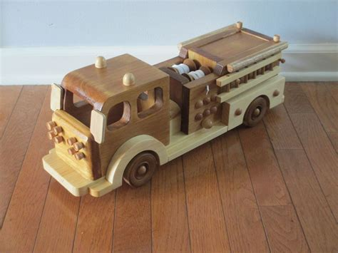 Diy-Wooden-Fire-Truck