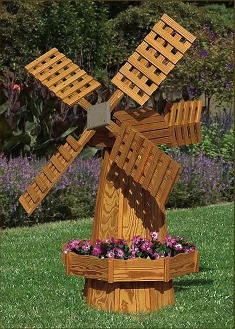 Diy-Wooden-Garden-Windmill