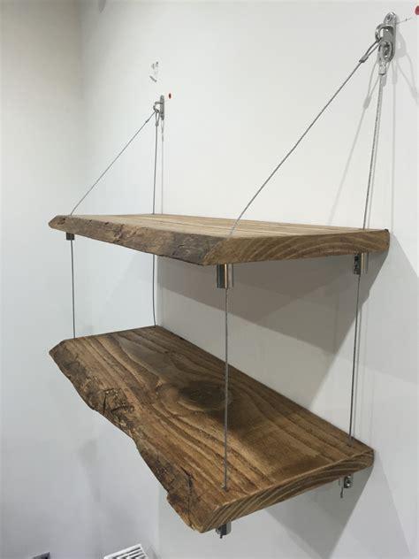 Diy-Wooden-Hanging-Shelves