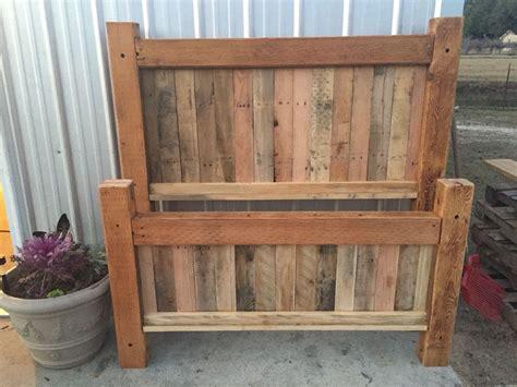 Diy-Wooden-Headboard-And-Footboard