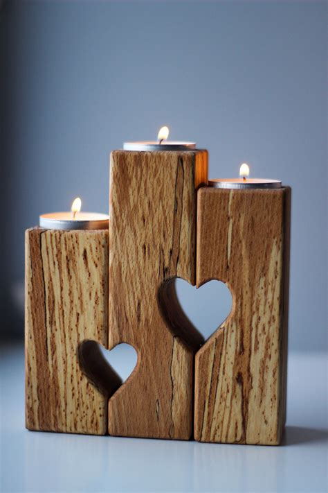 Diy-Wooden-Heart-Candle-Holders