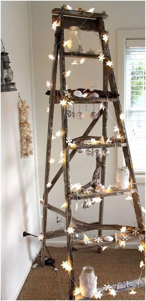 Diy-Wooden-Ladder-Decor