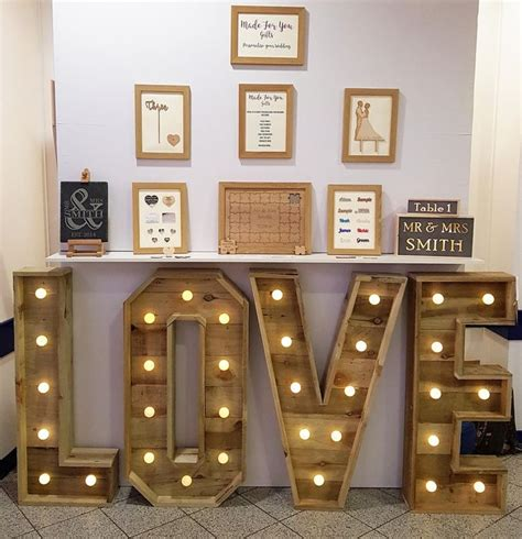 Diy-Wooden-Letters-For-Wedding