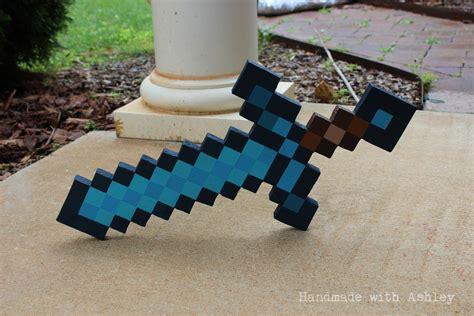 Diy-Wooden-Minecraft-Sword