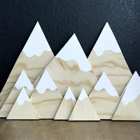 Diy-Wooden-Mountain