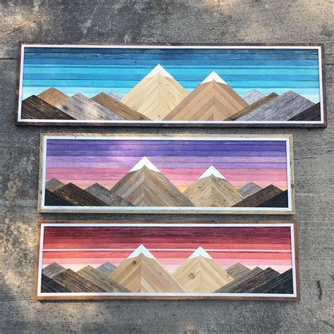 Diy-Wooden-Mountain-Wall-Art