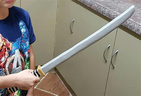 Diy-Wooden-Ninja-Sword