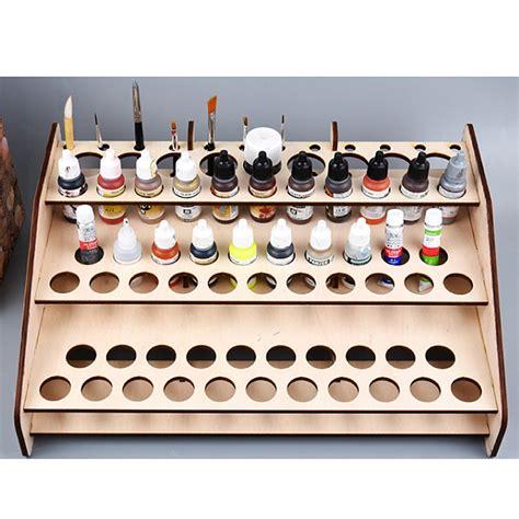 Diy-Wooden-Paint-Rack
