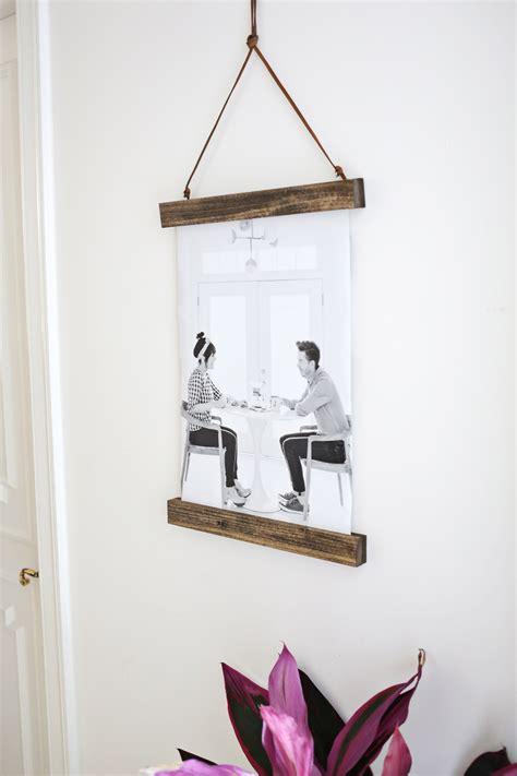 Diy-Wooden-Picture-Hanger
