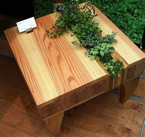 Diy-Wooden-Planter-Table