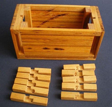 Diy-Wooden-Puzzle-Box-Locks