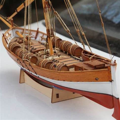 Diy-Wooden-Ship-Model
