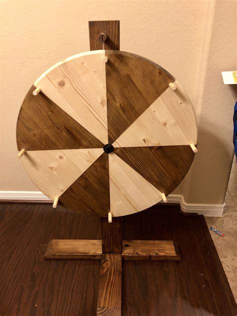 Diy-Wooden-Spinning-Wheel