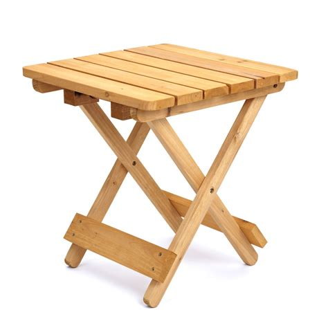 Diy-Wooden-Square-Folding-Table