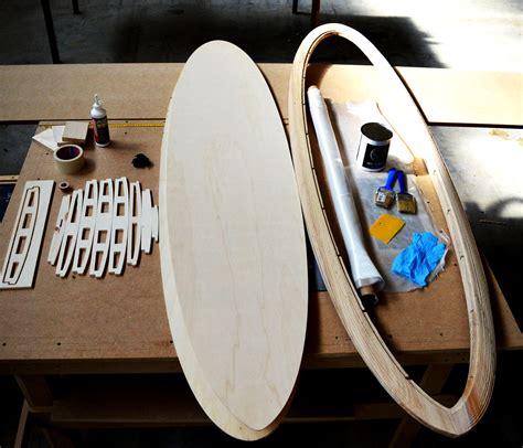 Diy-Wooden-Surfboard-Kit