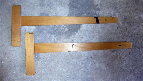 Diy-Wooden-T-Square