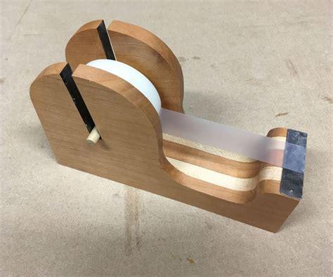 Diy-Wooden-Tape-Dispenser