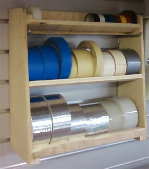 Diy-Wooden-Tape-Roll-Storage