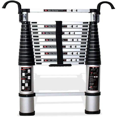 Diy-Wooden-Telescopic-Ladder