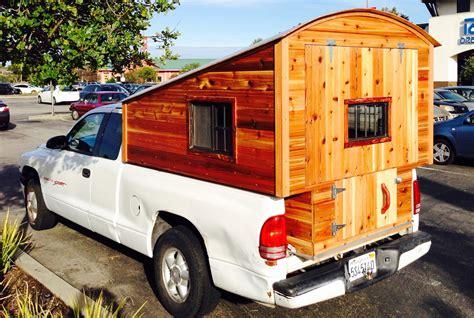 Diy-Wooden-Truck-Camper
