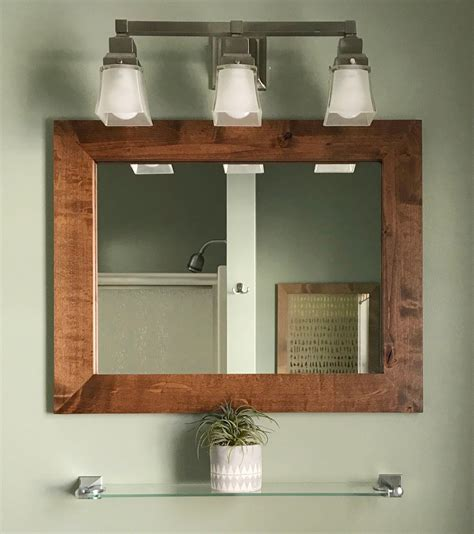 Diy-Wooden-Vanity-Mirror