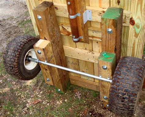 Diy-Wooden-Wagon-For-A-Riding-Mower