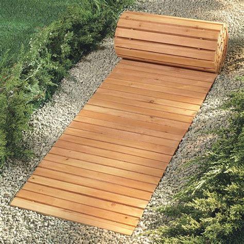 Diy-Wooden-Walkway-Roll-Up