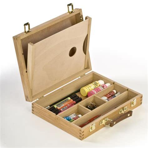 Diy-Woodworking-Art-Supply-Box