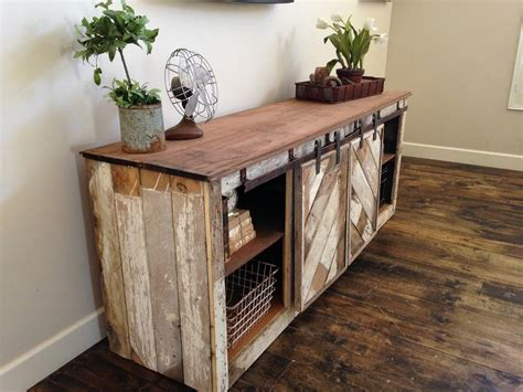 Diy-Woodworking-Plans-For-Buffet-Or-Console-Table