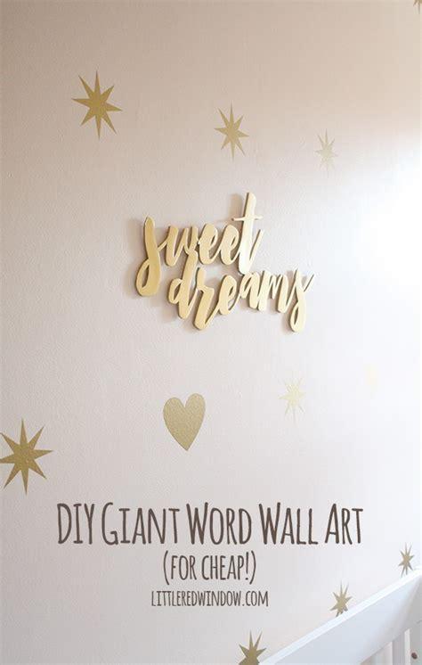 Diy-Word-Wall-Art