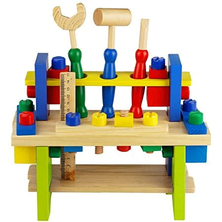 Diy-Workbench-For-3-Year-Olds
