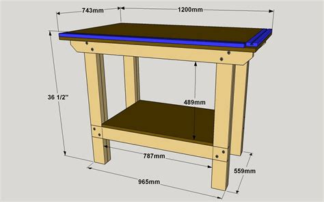 Diy-Workbench-Plans-Metric