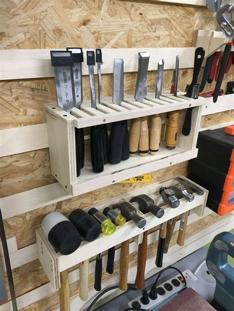 Diy-Workbench-With-Tool-Storage