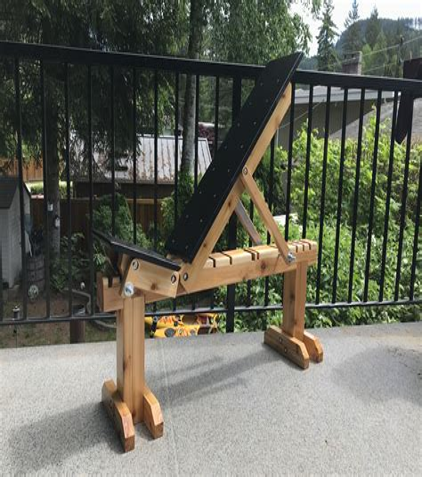 Diy-Workout-Bench-Plans