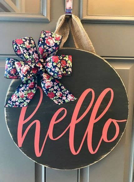 Diy-Wreath-Summer-Door-Hanger-Ideas