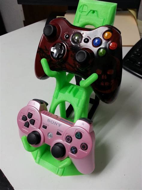 Diy-Xbox-Controller-Rack