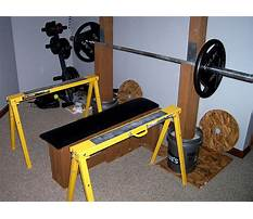 Best Diy bench press