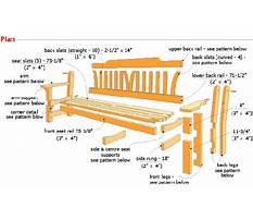 Best Diy bench with back plans.aspx