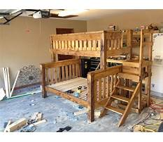 Best Diy bunk bed twin over full