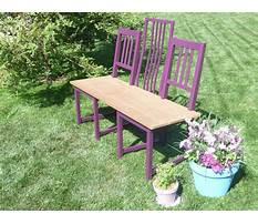 Best Diy chair to bench.aspx